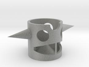 104102310筆筒(3) in Metallic Plastic
