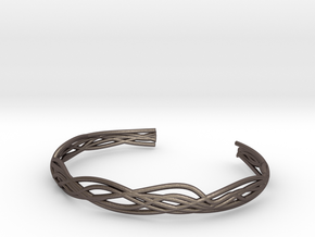 Branch Cuff in Stainless Steel