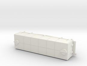 A-1-160-wdlr-h-wagon-body-plus in White Natural Versatile Plastic
