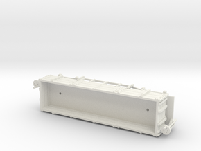 A-1-64-wdlr-d-wagon-body2-plus in White Natural Versatile Plastic