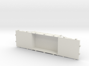 A-1-19-wdlr-f-wagon-body in White Natural Versatile Plastic