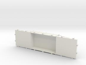 A-1-19-wdlr-f-wagon-body in White Natural Versatile Plastic