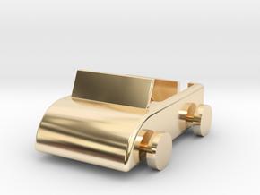 104102204 吳昇典 汽車菸灰缸 in 14K Yellow Gold