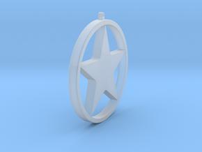 104102204項鍊吊飾 in Smoothest Fine Detail Plastic