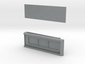MONEY CLIP MICRO SD in Polished Metallic Plastic