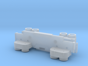 SNCB HLD 80 ROCO Phares X2 in Smooth Fine Detail Plastic