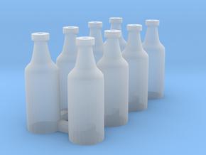 BottlesOScale01 B in Smoothest Fine Detail Plastic