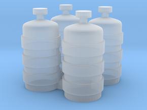 BottlesOScale01 C in Smooth Fine Detail Plastic