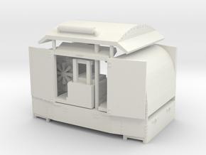 B-1-55-protected-simplex-both-open-doors in White Natural Versatile Plastic