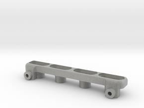 Bomber U4 Rear light Bar in Metallic Plastic