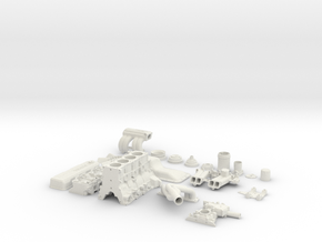 Scale 22RE in White Strong & Flexible