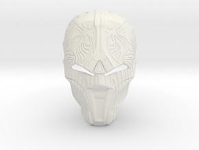 Sith Acolyte V2 Star Wars: The Old Republic in White Natural Versatile Plastic