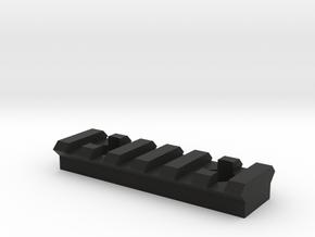 Dytac Geissele Picatinny Rail Short in Black Natural Versatile Plastic