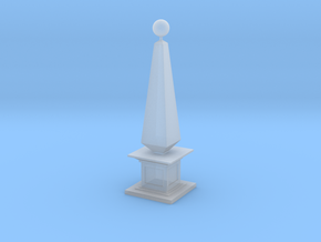 160105_Obelisk_01 in Smooth Fine Detail Plastic