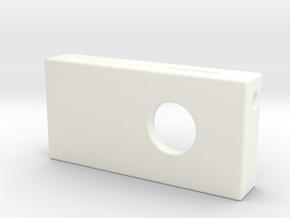 Phone Case s in White Processed Versatile Plastic