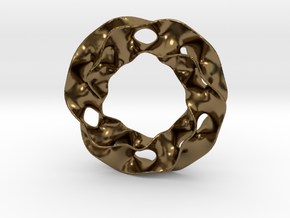 Jewelry in Polished Bronze