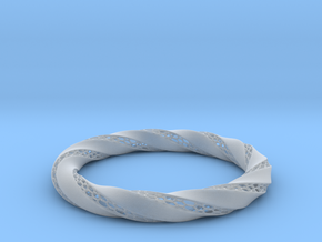 Ring-RoyalModel in Smooth Fine Detail Plastic