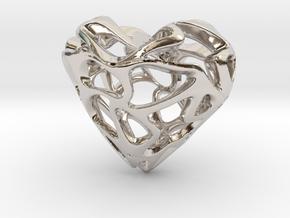 LoveHeart in Platinum