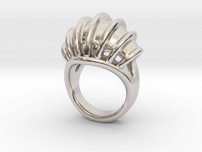Ring New Way 14 - Italian Size 14 in Platinum