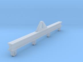1/50 Load Spreader Bar (Rectangular) in Smooth Fine Detail Plastic