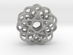 Spiro Pendant No.2 in Aluminum