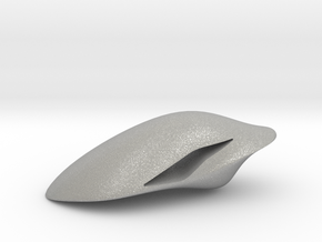 Floating Pendant. Smooth Shaped for Perfect Comfor in Aluminum