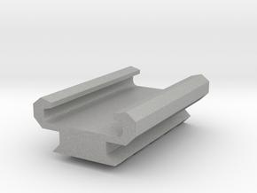 KWA HK Socom mk.23 Pistol Rail Adaptor Airsoft in Aluminum