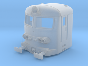 CD 130 CAB in Smooth Fine Detail Plastic: 1:87 - HO