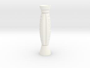 ARROW - Spotting Scope in White Processed Versatile Plastic