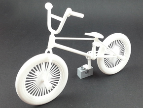 BMX Model in White Strong & Flexible