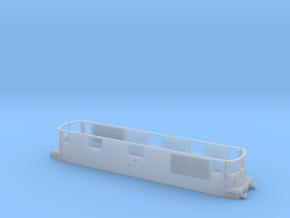 Re425 BLS Gehäuse TT 1/120 1:120 Fahrwerk Kühn E42 in Smoothest Fine Detail Plastic