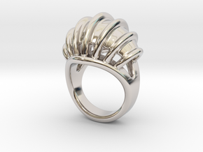 Ring New Way 22 - Italian Size 22 in Platinum