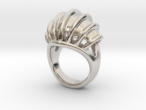 Ring New Way 23 - Italian Size 23 in Platinum