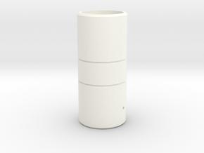 Mhs Hilt Sleeve Version 2 Mk1 in White Processed Versatile Plastic