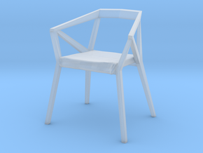 1:24 YY Chair in Smooth Fine Detail Plastic
