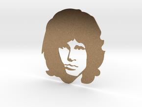Jim Morrison in Natural Brass