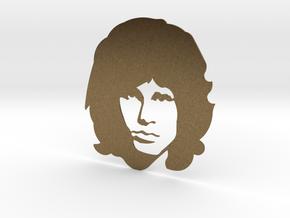 Jim Morrison in Natural Bronze