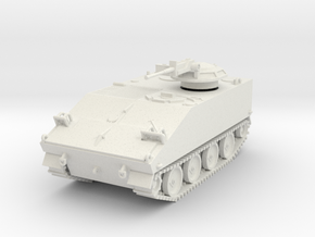MV09A M114A1 C&R Vehicle (28mm) in White Natural Versatile Plastic