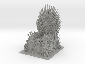 game of thrones trone in Raw Aluminum