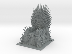 game of thrones trone in Polished Metallic Plastic