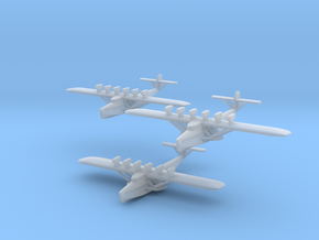 Do X  1/1250 scale Three Pack in Smoothest Fine Detail Plastic
