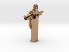 Cristo-redentor HW Medium in Polished Brass