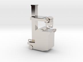 Portable xray machine in Platinum