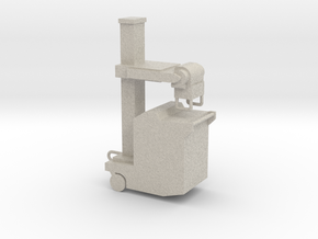 Portable xray machine in Natural Sandstone
