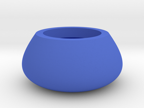 Box - Part Studio 1 in Blue Strong & Flexible Polished