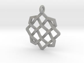 Celtic Knot in Aluminum
