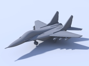1:200_MIG Fulcrum [x1][S] in Smooth Fine Detail Plastic