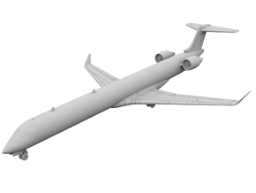 1:500_CRJ 1000 [x2][A] in Frosted Ultra Detail