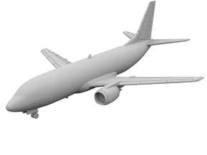 1:400_737-300 [x1][S] in Smooth Fine Detail Plastic