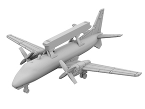 1:400_Saab 340 AEW [x2][A] in Frosted Ultra Detail